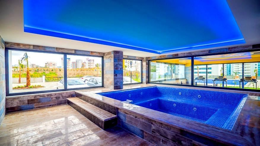Türkei, Alanya. 4 Zi. Wohn., Luxus  mit allen Extras, 475 - Ferienwohnung Türkei - Bild 1