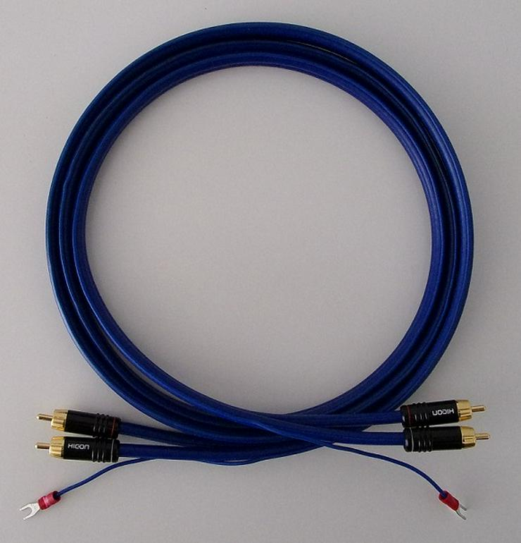 Sommer Cable Sinus Control - HICON HI-CM06 - 2m Stereo Cinch Kabel