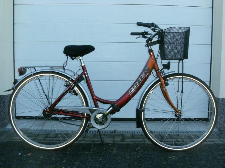 """Damenrad Damenfahrrad Fahrrad BBF 28"""" 28er Rad Gangschaltung Felgenbremsen Licht"""