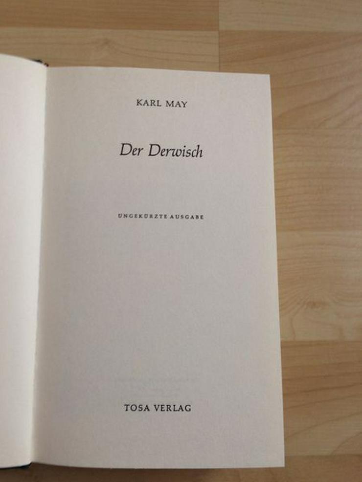 Bild 2: NEUWERTIG Buch - Der Derwisch