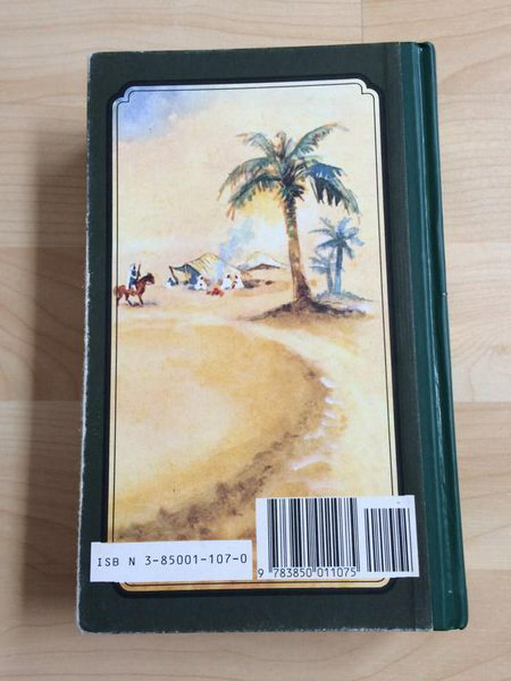 Bild 4: NEUWERTIG Buch – Durch die Wüste