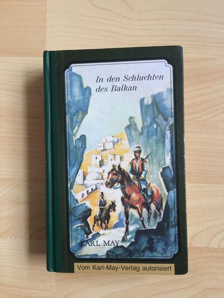 NEUWERTIG Buch – In den Schluchten des Balkan