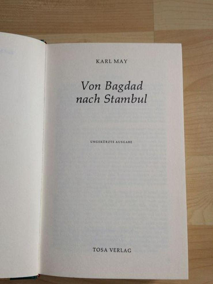 Bild 2: NEUWERTIG Buch – Von Bagdad nach Stambul