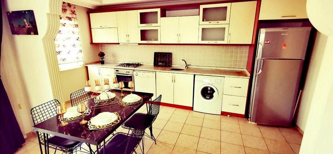 Bild 3: Türkei, Alanya. Möbl. 3 Zi. Wohnung.Zum Strand 200 m. 461