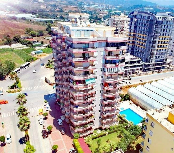 Türkei, Alanya. Möbl. 3 Zi. Wohnung.Zum Strand 200 m. 461 - Ferienwohnung Türkei - Bild 1