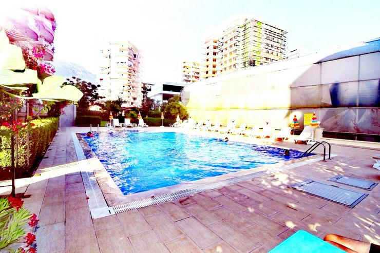 Bild 2: Türkei, Alanya. Möbl. 3 Zi. Wohnung.Zum Strand 200 m. 461