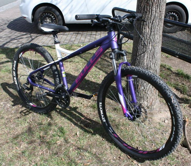 Bild 4: Bulls Zarena 1 Lady Cross Country MTB 27,5 Zoll 650b 24 Gang Hardtail Mountainbike lila/weiß