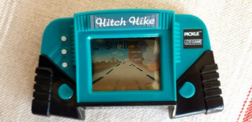 Hitch Hike- Pickle LCD Game