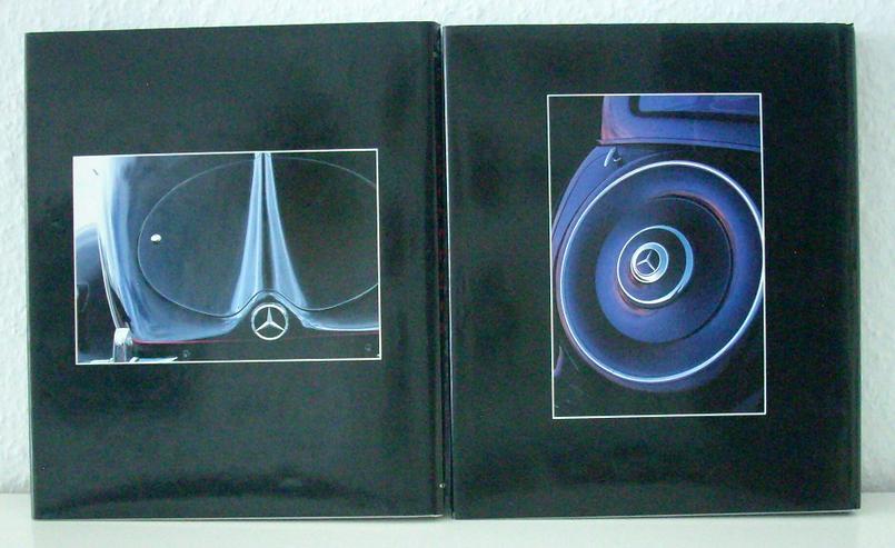 Bild 4: Doppelband Mercedes Volume 1+2, R.W. Schlegelmilch H. Lehbrink, 1997, 3-89508-899-4