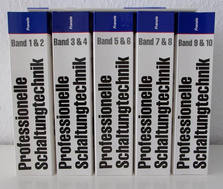 Professionelle Schaltungstechnik Band 1-10, FRANZIS, 3-7723-4385-6, 2003 - Fachbuch