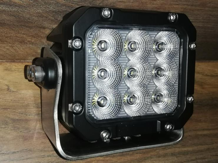 HAEVY DUTY 90 Watt LED Arbeitsscheinwerfer Agri - Xi DX Diffuse