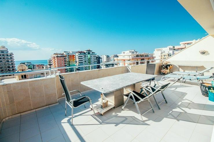 Türkei, Alanya. Meerblick  9. Etage, 4 Zi. Duplex Wohng. 434 - Ferienwohnung Türkei - Bild 1