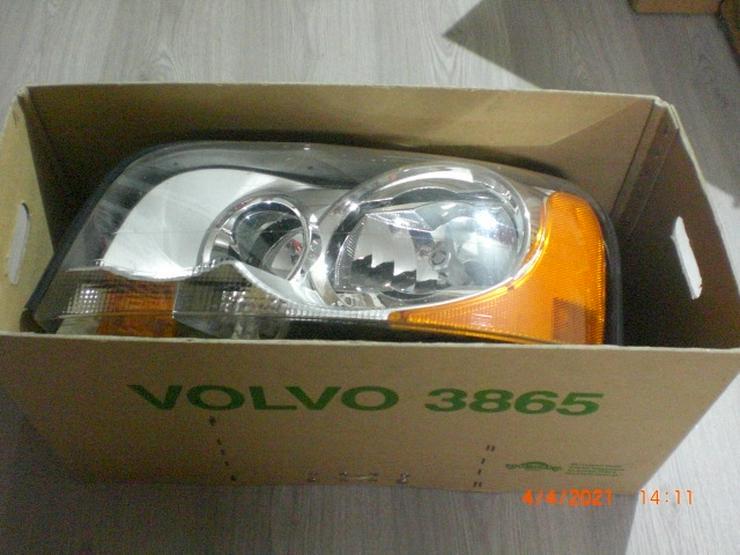 Volvo XC 90 Xenonscheinwerfer Einspritzdüsen Radio Motorlager