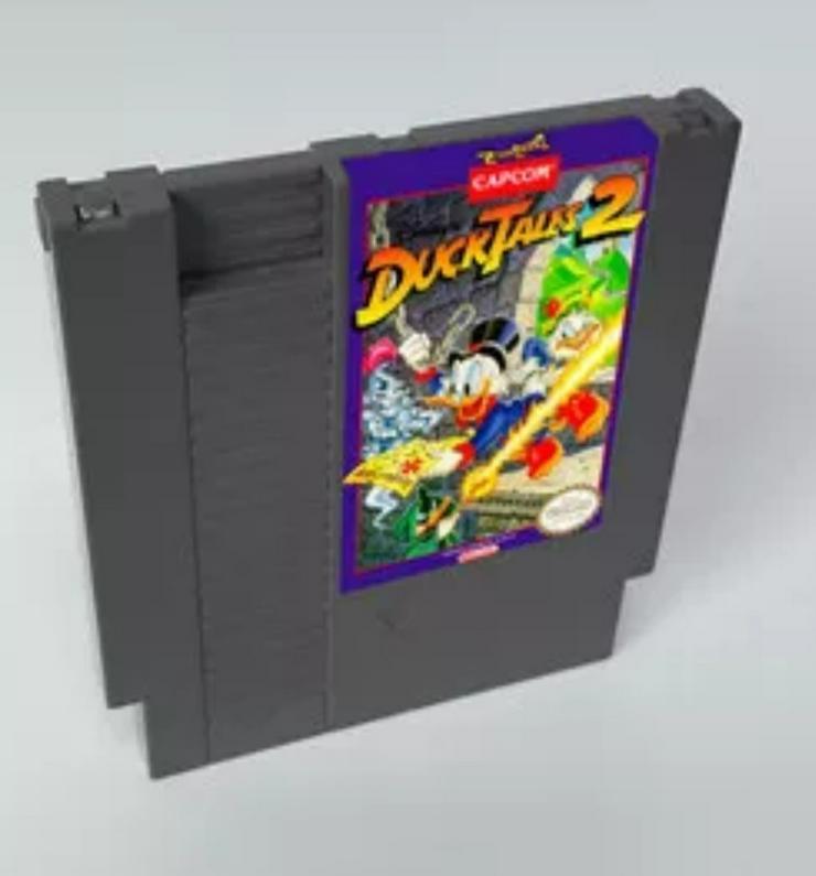 Bild 2: Duck Tales 1-2 / Chip and Dale 1-2/ Darkwing Duck für NES Konsole
