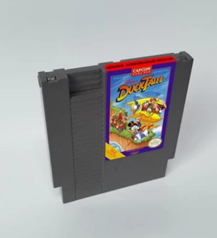 Bild 5: Duck Tales 1-2 / Chip and Dale 1-2/ Darkwing Duck für NES Konsole