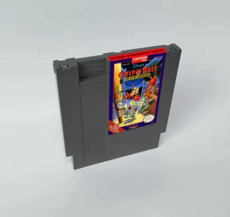 Bild 4: Duck Tales 1-2 / Chip and Dale 1-2/ Darkwing Duck für NES Konsole