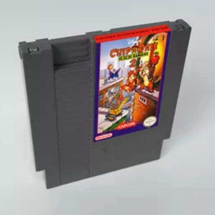 Bild 3: Duck Tales 1-2 / Chip and Dale 1-2/ Darkwing Duck für NES Konsole