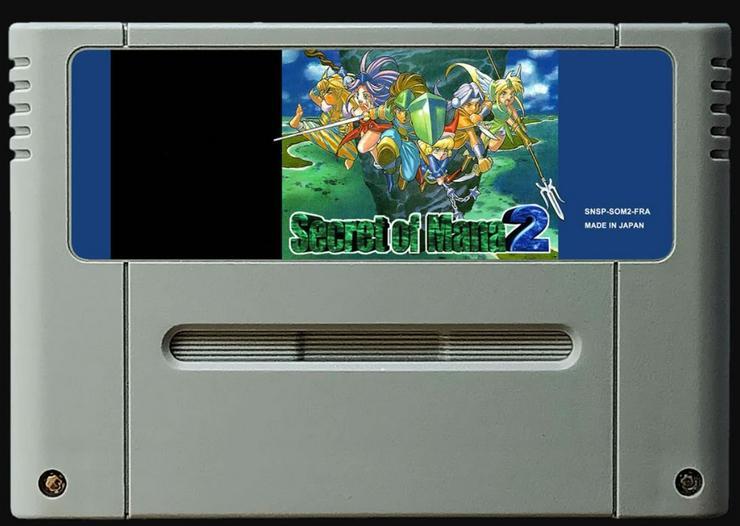 Bild 4: Zelda BS Mario All Stars Chrono Trigger Secret of Mana 1 / 2 SNES