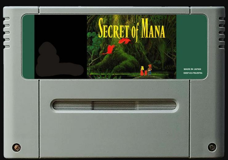 Bild 3: Zelda BS Mario All Stars Chrono Trigger Secret of Mana 1 / 2 SNES