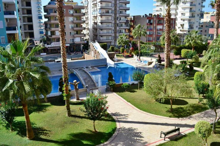 Türkei, Alanya.Möblierte 3 Zi. Wohnung mit vielen extras. 372 - Ferienwohnung Türkei - Bild 1