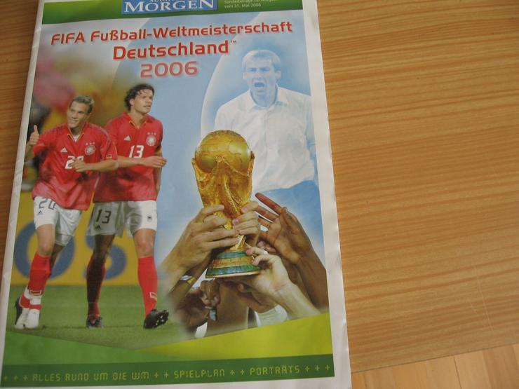 """Broschüre """"FIFA Fußball-Weltmeisterschaft Deutschland 2006""""  DIN A 4, 66 Seiten - Bücher & Zeitungen - Bild 1"""