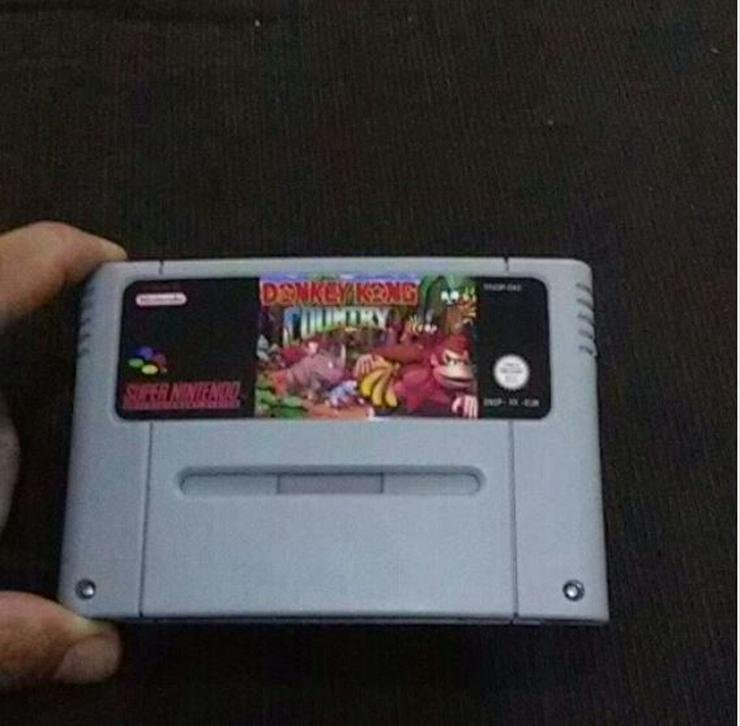 Battletoads Double Dragon Donkey Kong 1 2 3 für Super Nintendo