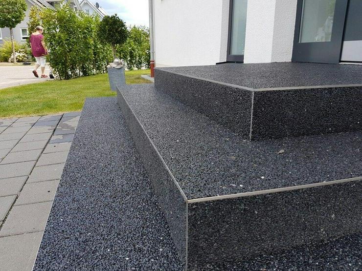Bild 2: Natursteinteppich