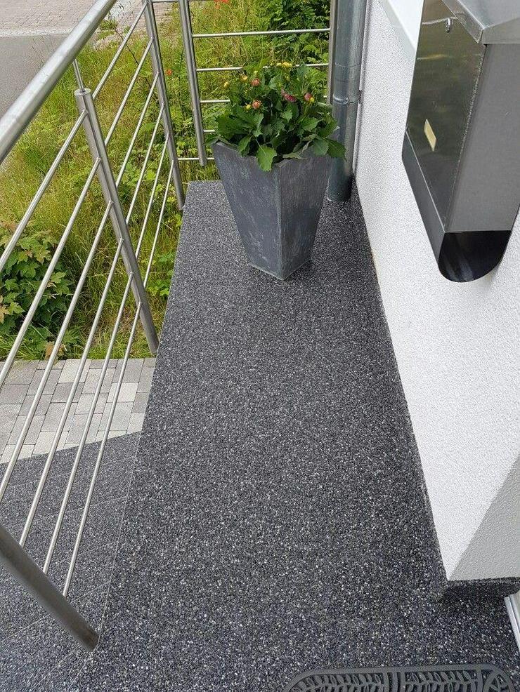 Bild 3: Natursteinteppich