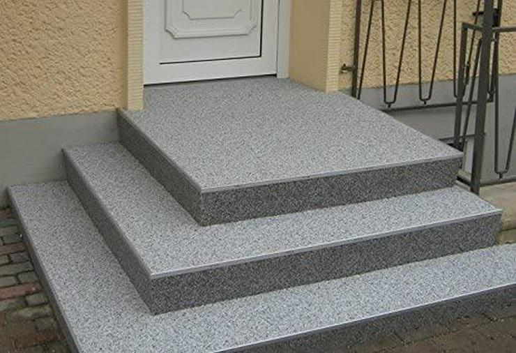 Bild 6: Natursteinteppich