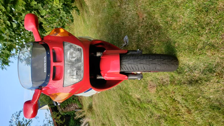 Bild 4: Honda CBR1000F