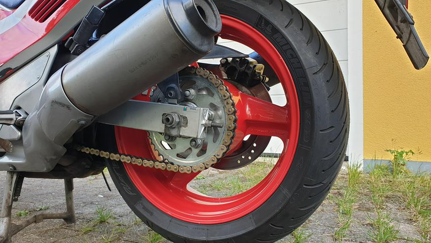 Bild 3: Honda CBR1000F