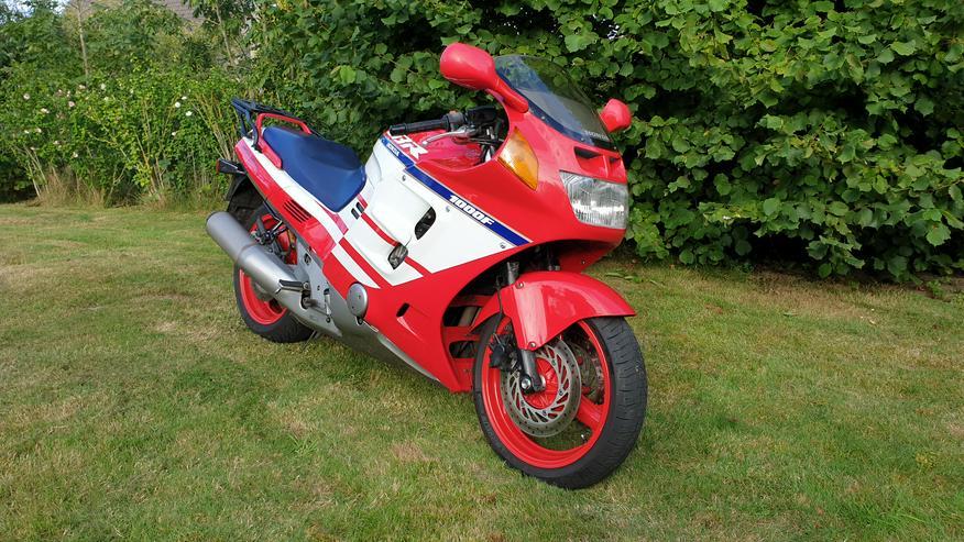 Bild 5: Honda CBR1000F