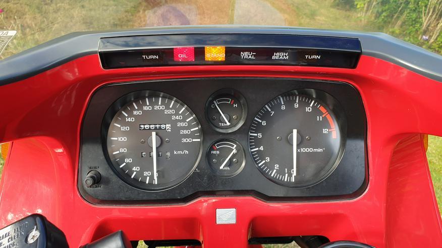 Bild 6: Honda CBR1000F