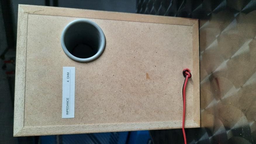 Bild 3: Lautsprecher klein