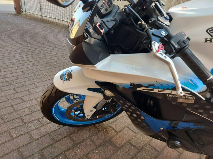 Bild 5: Honda CBR 600 RR Limited Edition