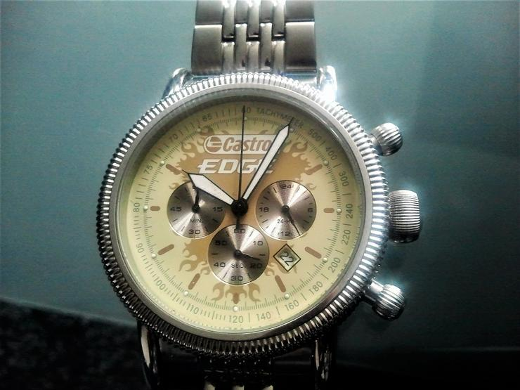 Bild 2: Castrol Edge Limited Edition Herrenchronograph