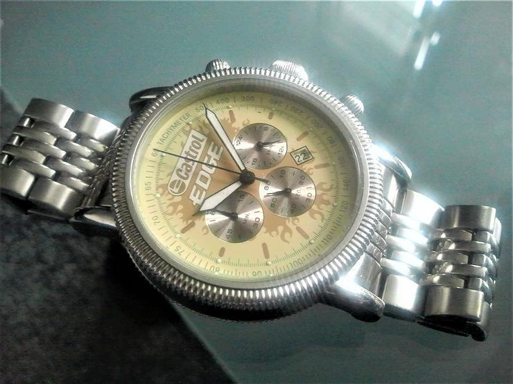 Bild 6: Castrol Edge Limited Edition Herrenchronograph
