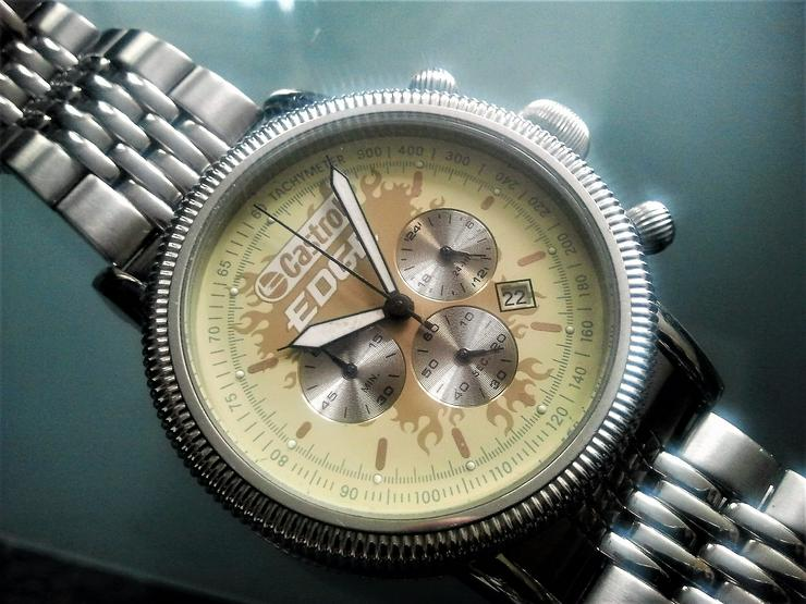 Castrol Edge Limited Edition Herrenchronograph