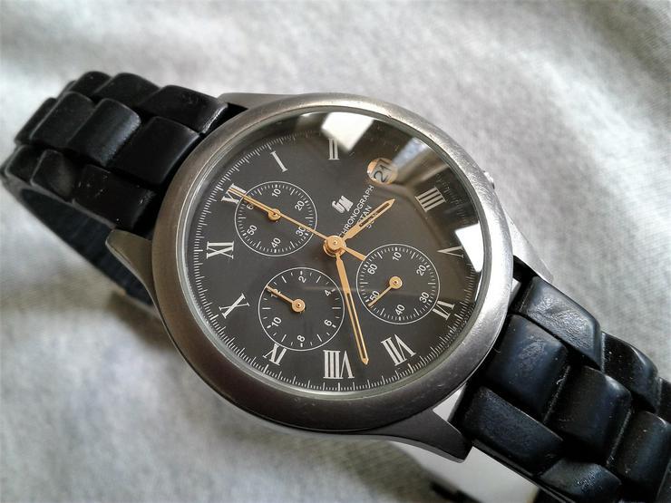 GM Titan Herrenchronograph - Herren Armbanduhren - Bild 1
