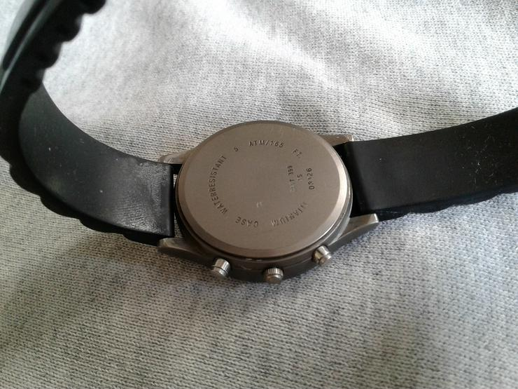 Bild 5: GM Titan Herrenchronograph