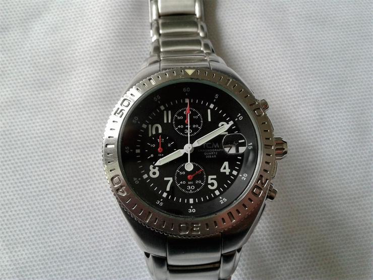 Bild 2: TCM Herrenchronograph