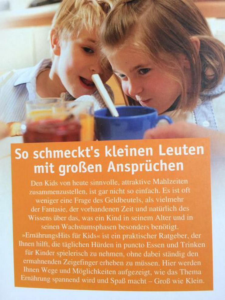 Bild 9: Buch: ErnährungsHits für Kids