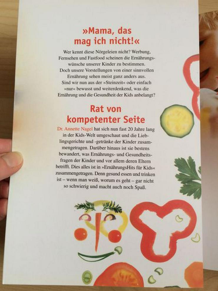 Bild 2: Buch: ErnährungsHits für Kids