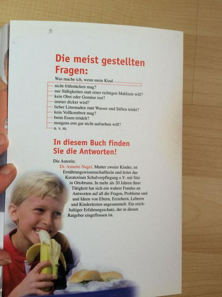 Bild 8: Buch: ErnährungsHits für Kids