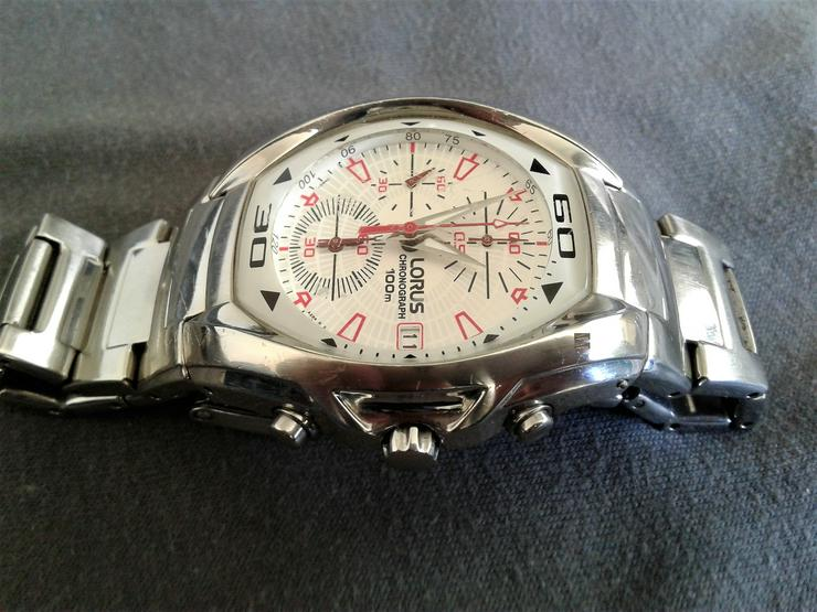 Bild 2: Lorus Herrenchronograph