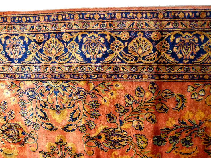Bild 4: Orientteppich Perserteppich Saruk Ziegler (T038)