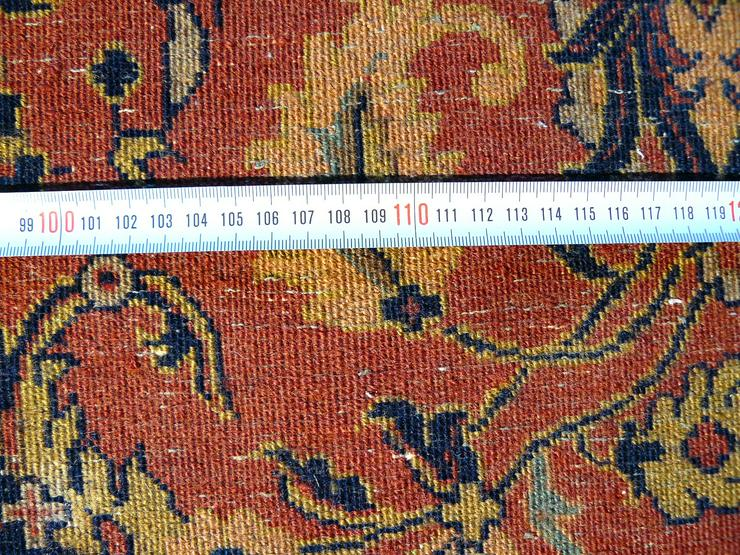 Bild 6: Orientteppich Perserteppich Saruk Ziegler (T038)