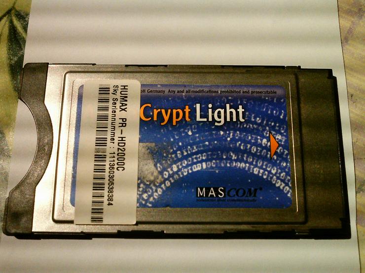 AlphaCrypt Light 1.16 CI Modul