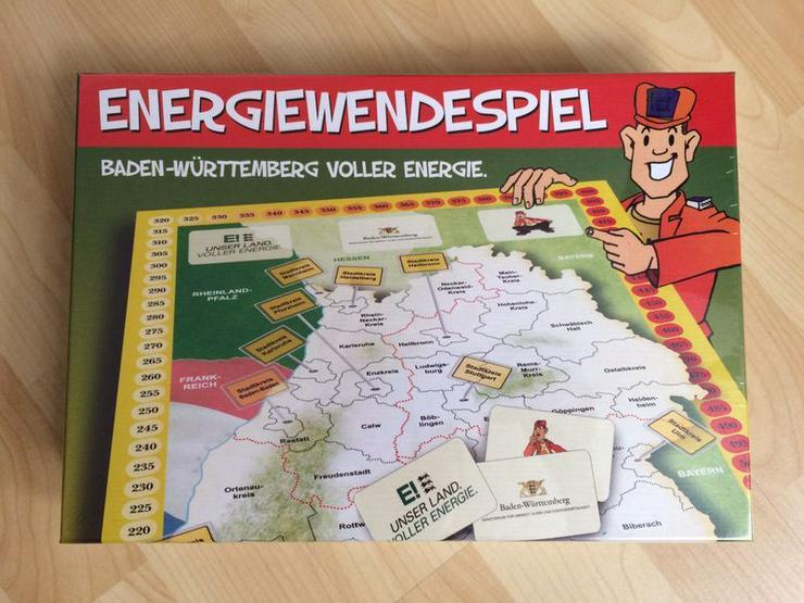"""OVP Brettspiel """"Das Energiewendespiel"""", ab 9 J."""