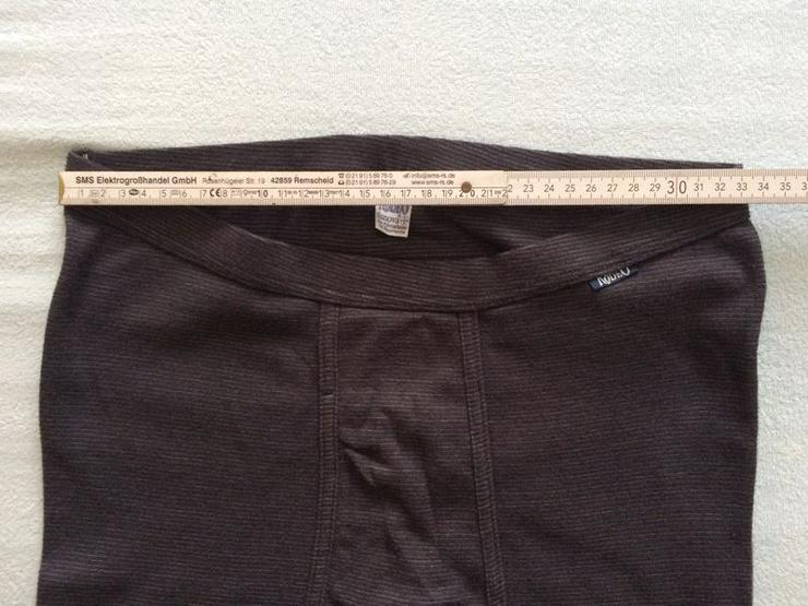 Bild 5: Set (Ski-) Unterhemd/lange Unterhose Gr. M (164/170)